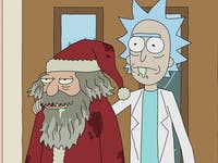 Christmas is coming for the Morty in your life.