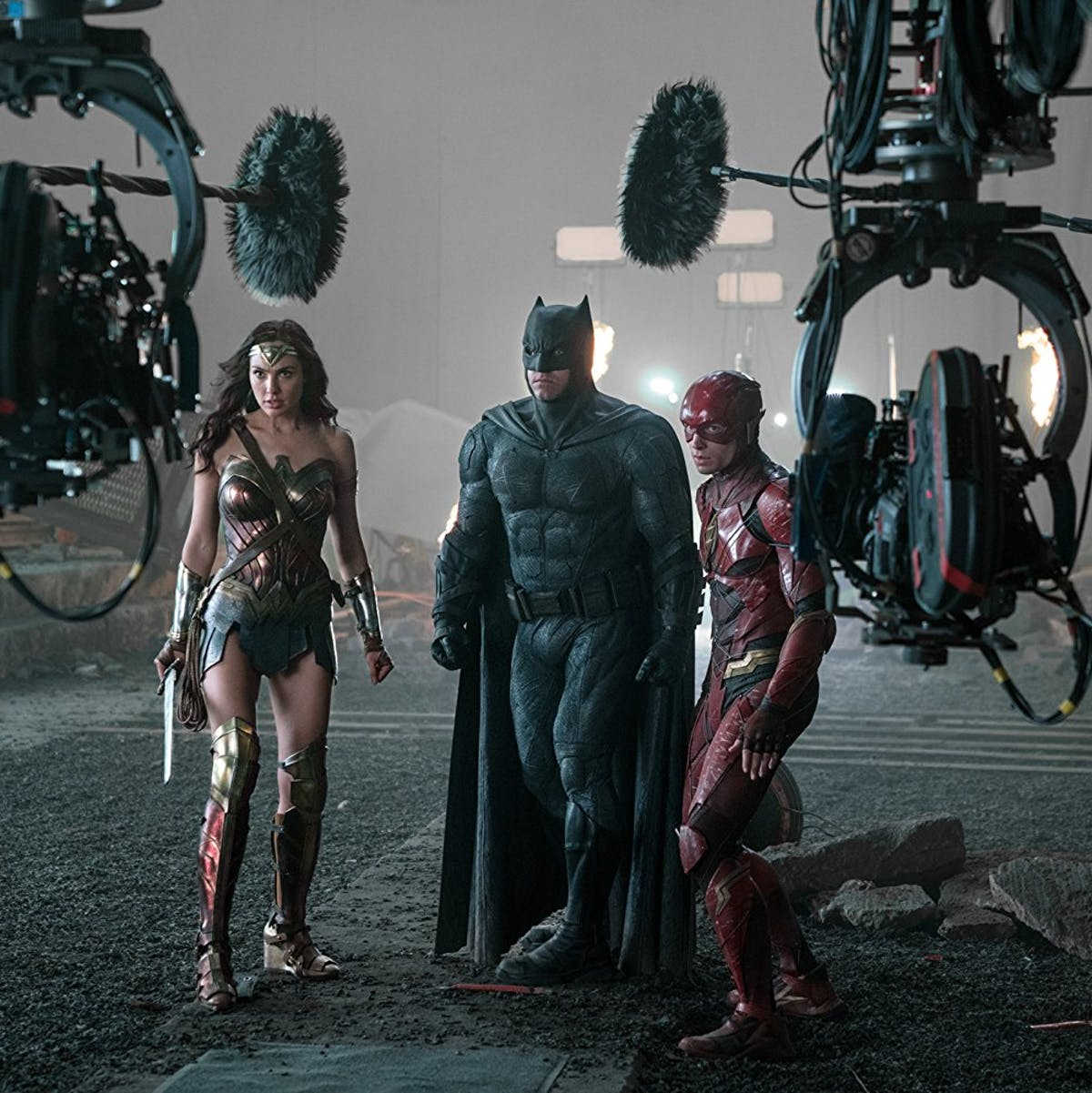 'Justice League' writer straight-up teases a Snyder Cut release date
