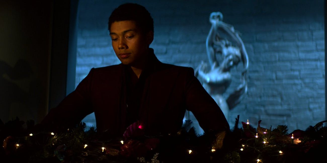 'Chilling Adventures of Sabrina: A Midwinter's Tale' Ambrose