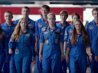 Elon Musk and Bill Nye Want to Send Teens to Mars in New Netflix Doc