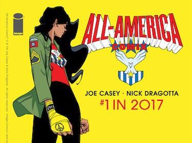 Will Marvel Sue Over America Vasquez, Image's America Chavez?
