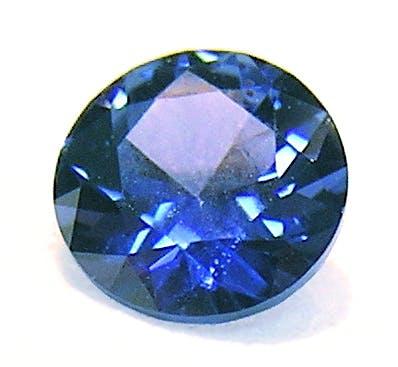 A sapphire.