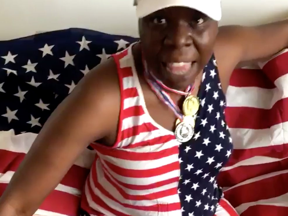 Leslie Jones is the Best Part of the Olympics