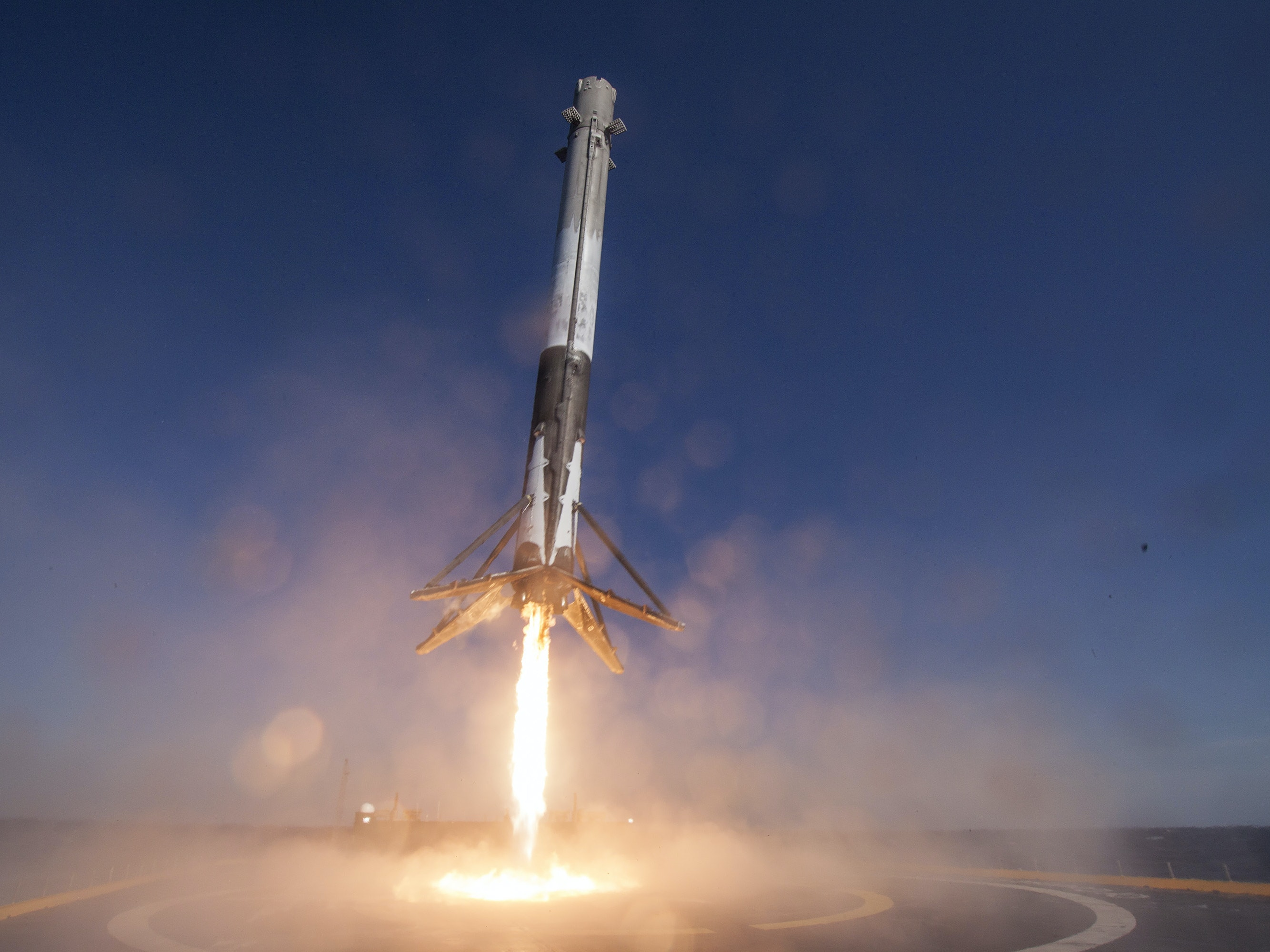 SpaceX Could Be Flying Again by March 2017