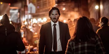 John Wick Chapter 2 High Table Santino D'Antonio