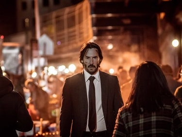 The Most Shadowy, Crucial Part of 'John Wick 2'