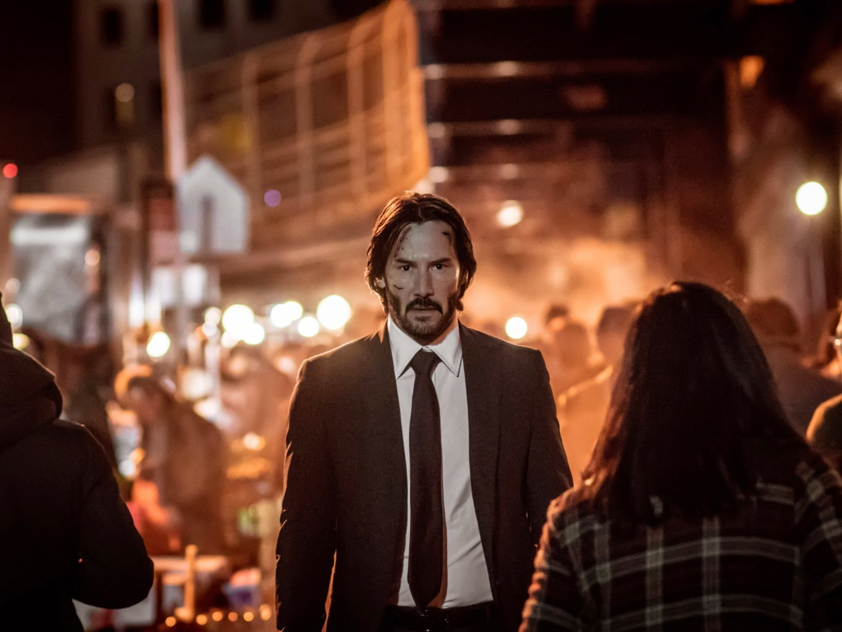 What Will Happen In John Wick 2 Based These New Photos