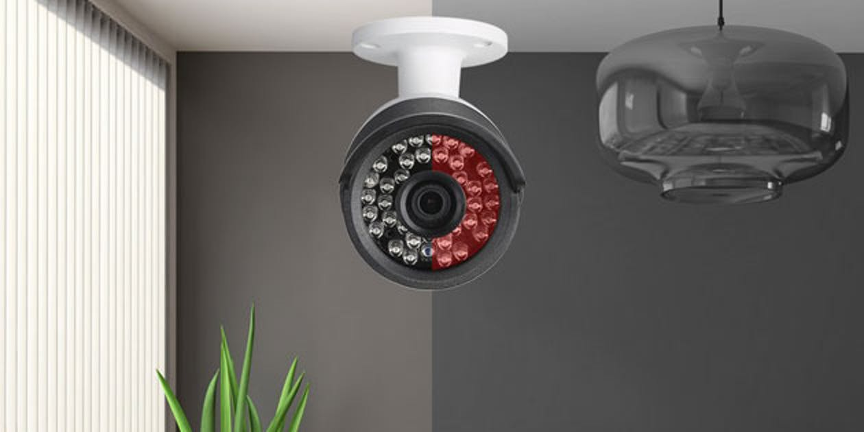 home security system, home camera, HD camera, smart home camera