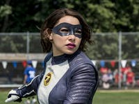 "'The Flash' ""News Flash"" Nora"