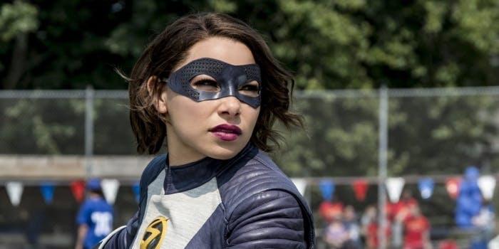 "'The Flash' ""News Flash"" Nora"