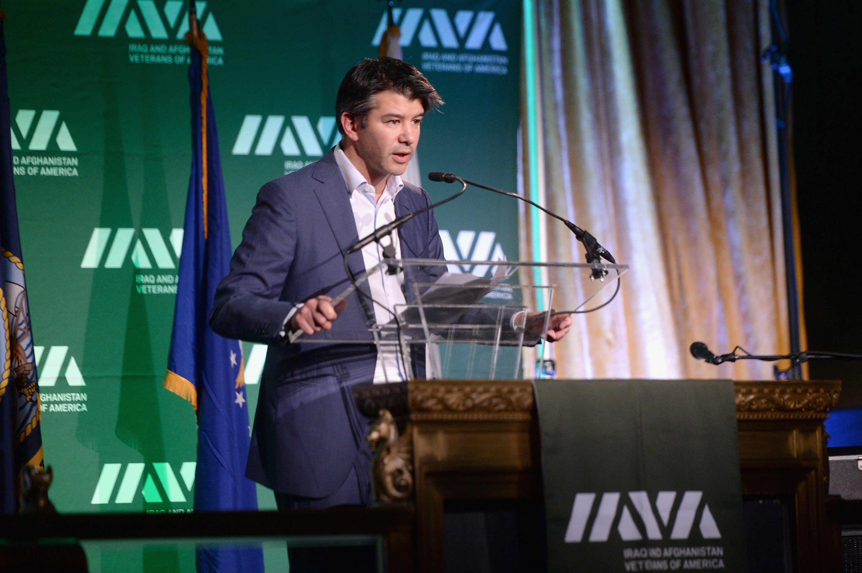 Uber's Travis Kalanick Announces Leave Of Absence; Company Adopts Harassment Policies