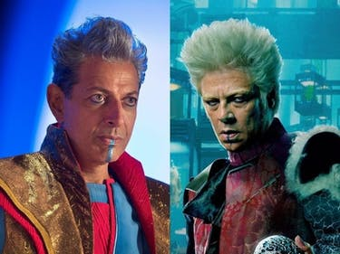 Thor Jeff Goldblum