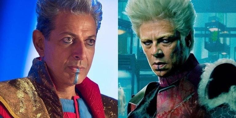 Jeff Goldblum's 'Thor' Character Knows a Familiar Villain