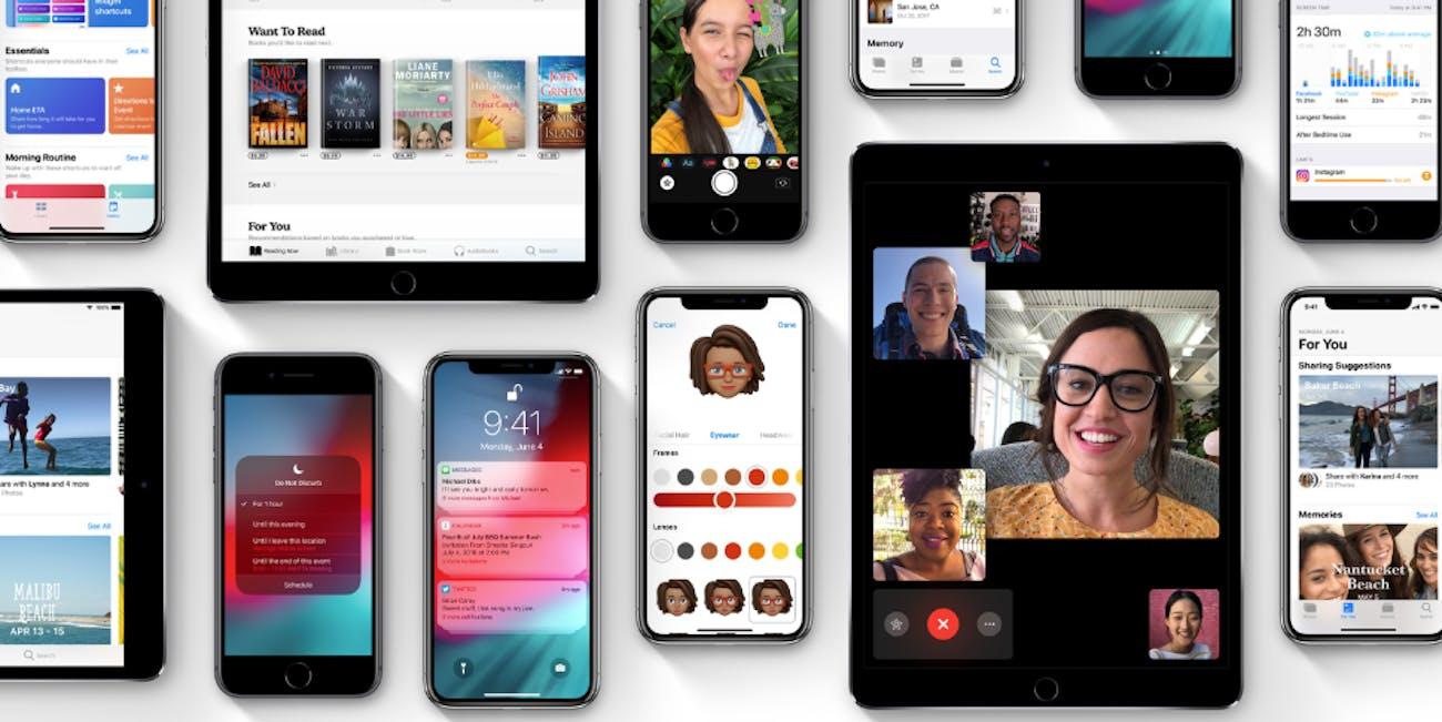 ios 12 apple update