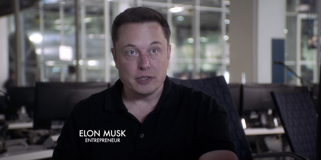 Elon Musk predicts how even benign AI could cause destruction.