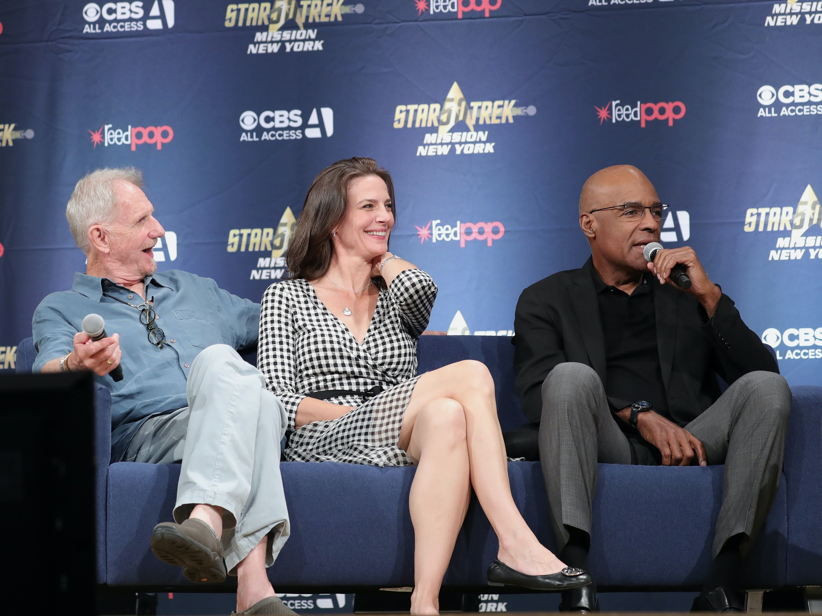 'Star Trek: DS9' Actors Conspired to Make Worf and Dax Hook-Up