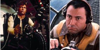 Han Solo standalone movie Catch-22