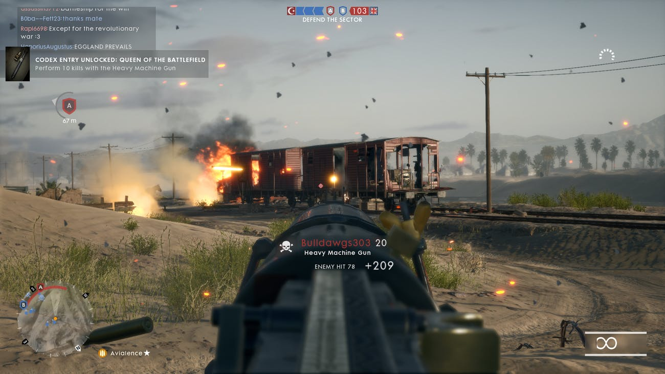 Battlefield 1' Operations Are Incredible | Inverse