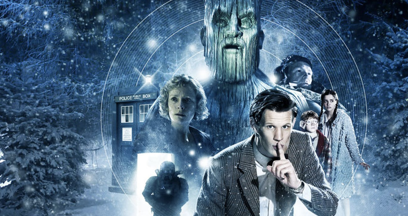 Doctor Who Christmas Specials.Ranking Every Doctor Who Christmas Special Before Doctor