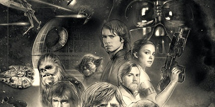 'Star Wars' Celebration Poster Excludes 'Rogue One' and Lando