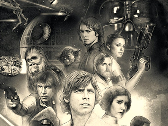 'Star Wars'Celebration Poster Excludes 'Rogue One' and Lando