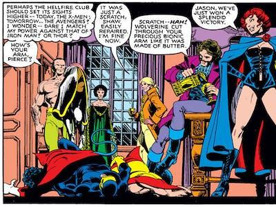 New X-Men Superhero Shows 'Legion' and 'Hellfire' Given Pilots