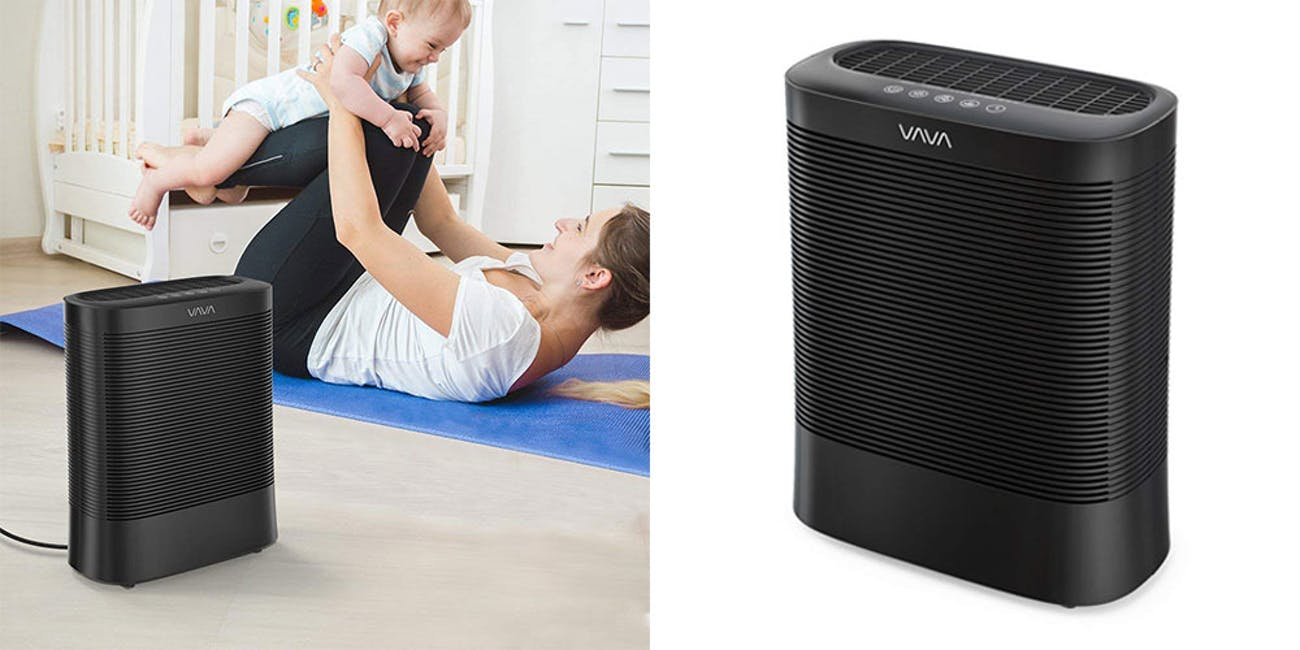 VAVA Purfier & 3-in-1 True HEPA Home Air Filter System