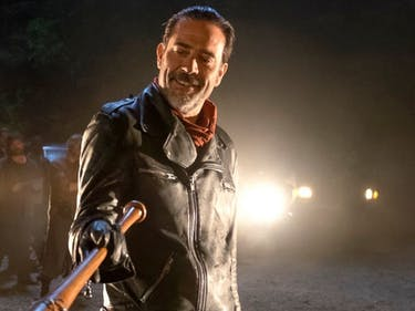 8 Times Negan Was an Asshole in 'The Walking Dead' Season 7