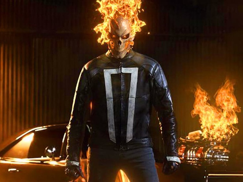 What's Up with Ghost Rider's Powers in 'Agents of SHIELD'?