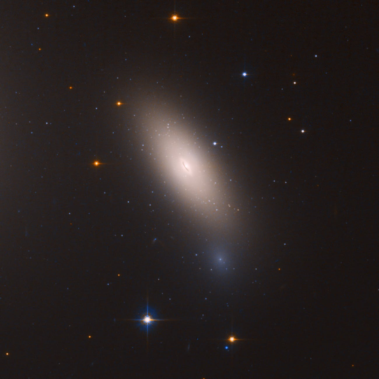 Galaxy NGC 1277