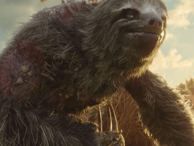 Mega Sloth in Fallout 76