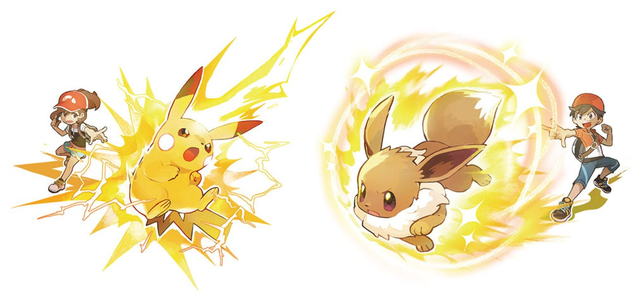 'Pokemon: Let's Go': Eevee's Secret Abilities Are Way ...