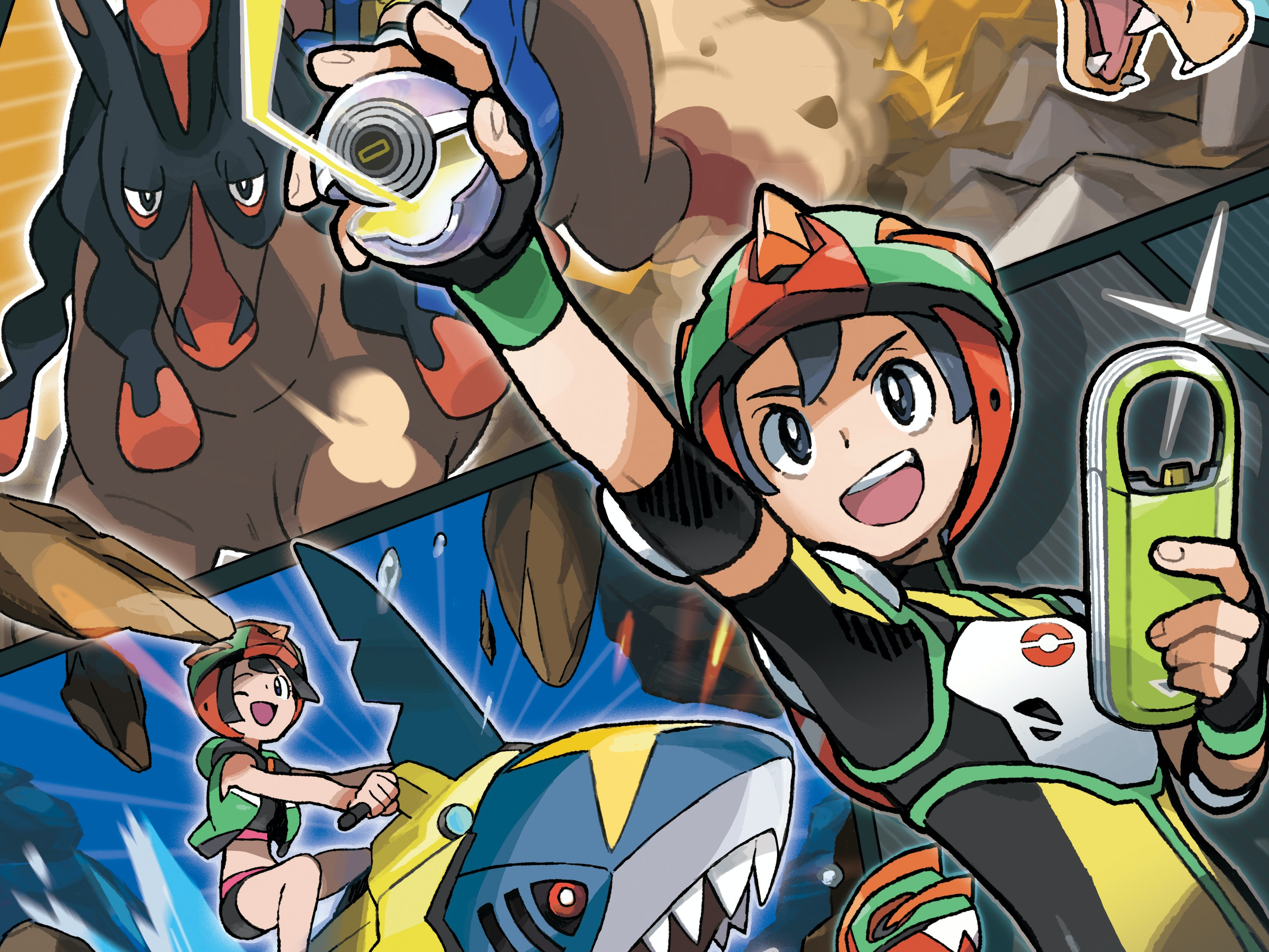 The 5 Best New Pokemon to Catch in 'Pokemon Sun' and 'Moon'