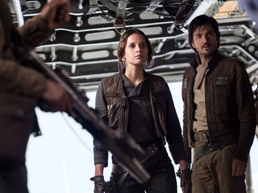 'Rogue One' Definitely, Absolutely, Will Not Have a Title Crawl