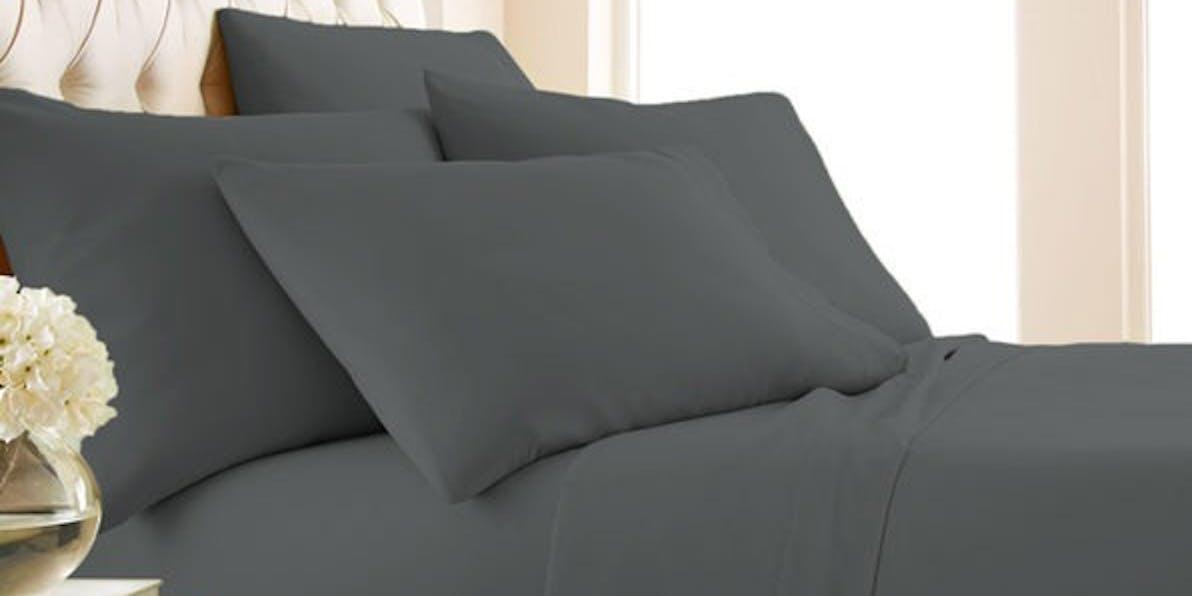 Bamboo Comfort 4-Piece Luxury Sheet Set