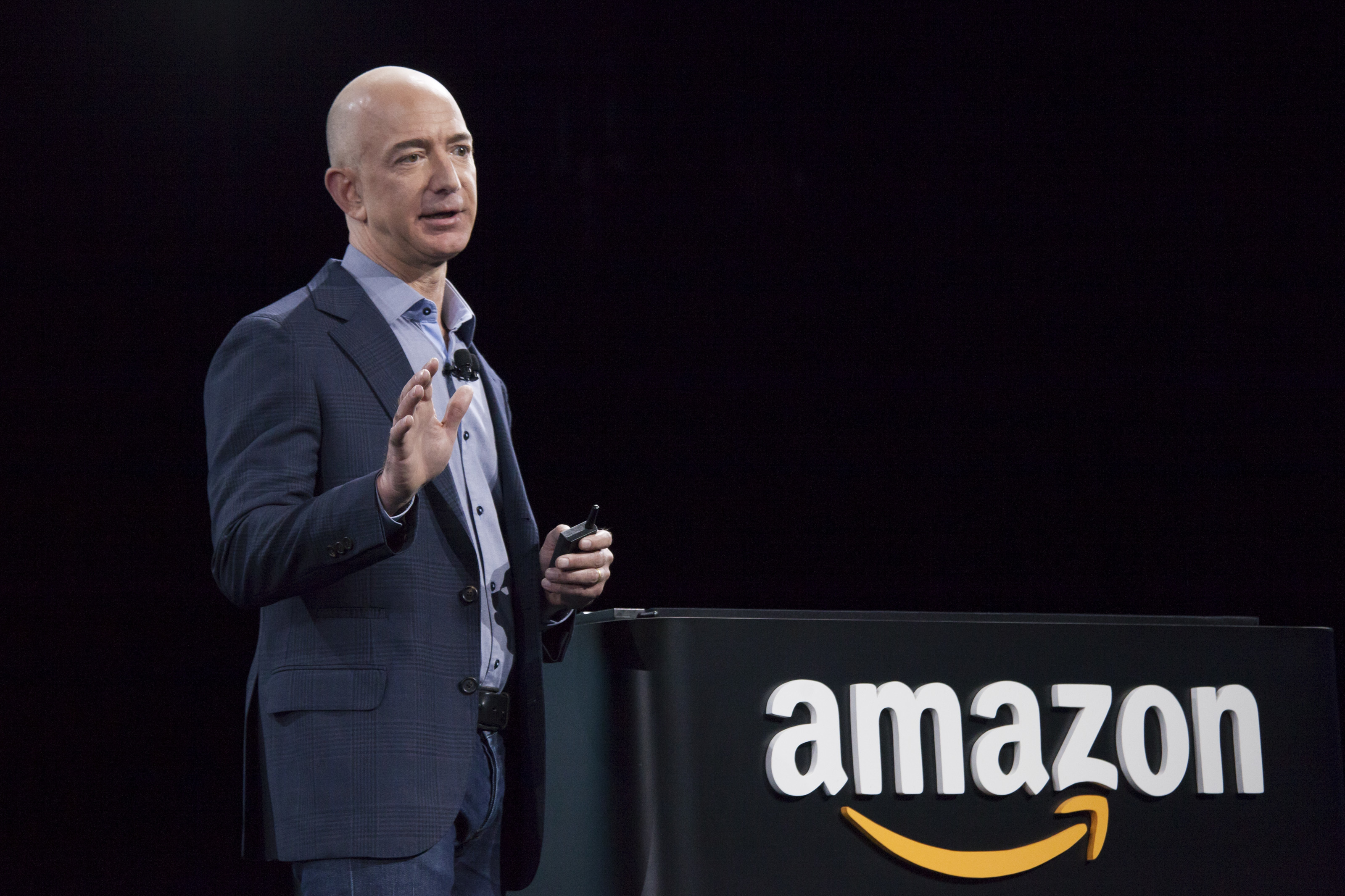 Amazonfounder and CEO Jeff Bezos. Several Udemy instructors say they have been approached by Amazon to teach on an unannounced education project.