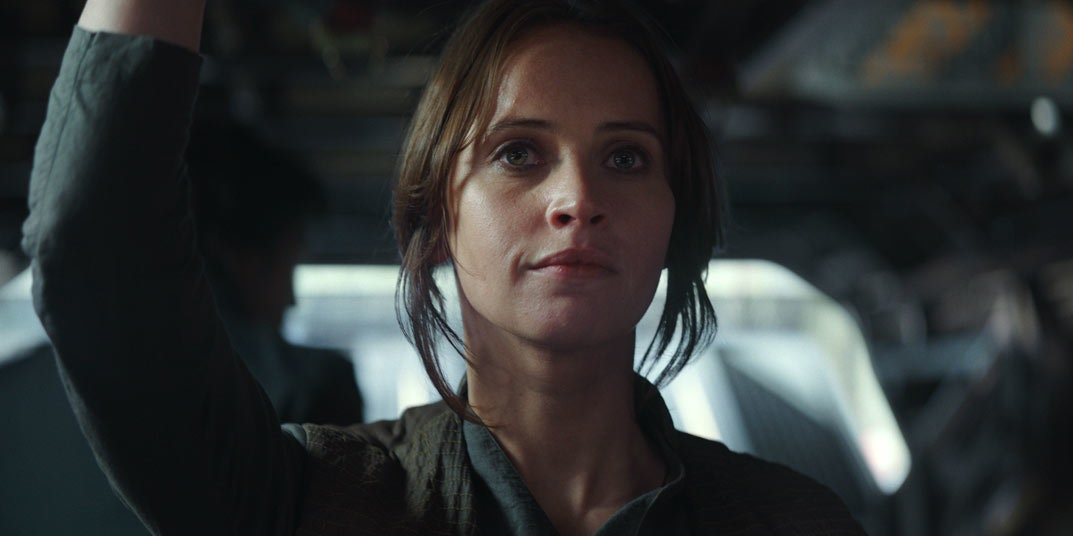 Jyn Definitely Used the Force in 'Rogue One'