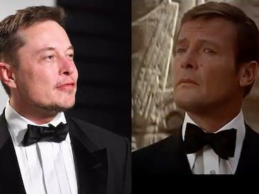 This is Elon Musk's Favorite James Bond Movie