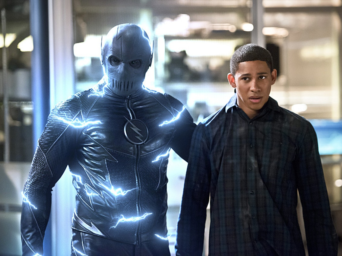 'The Flash' Reveals Zoom is Hunter Zolomon