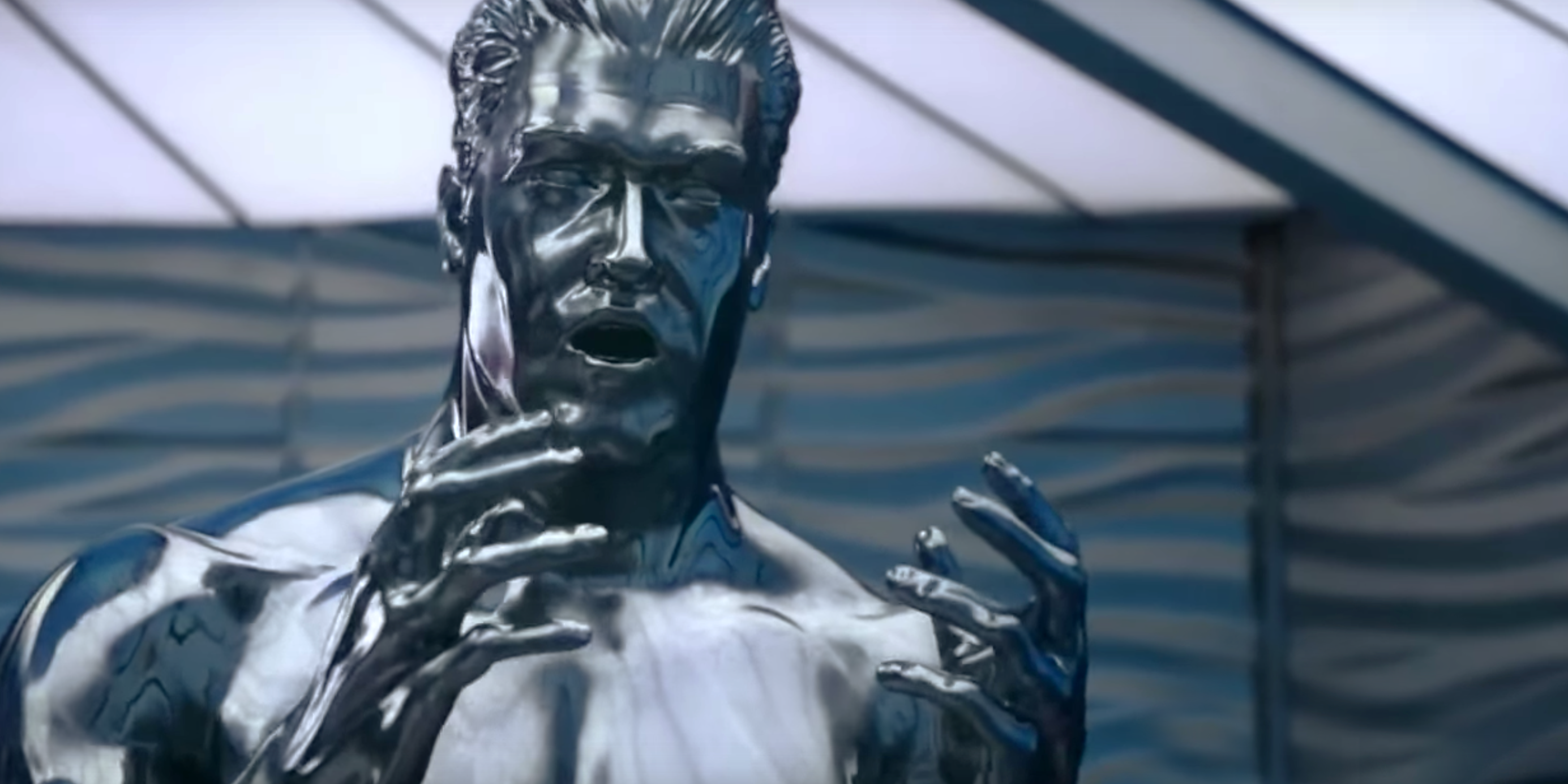 Citizen Steel gained his powers on 'Legends of Tomorrow.'