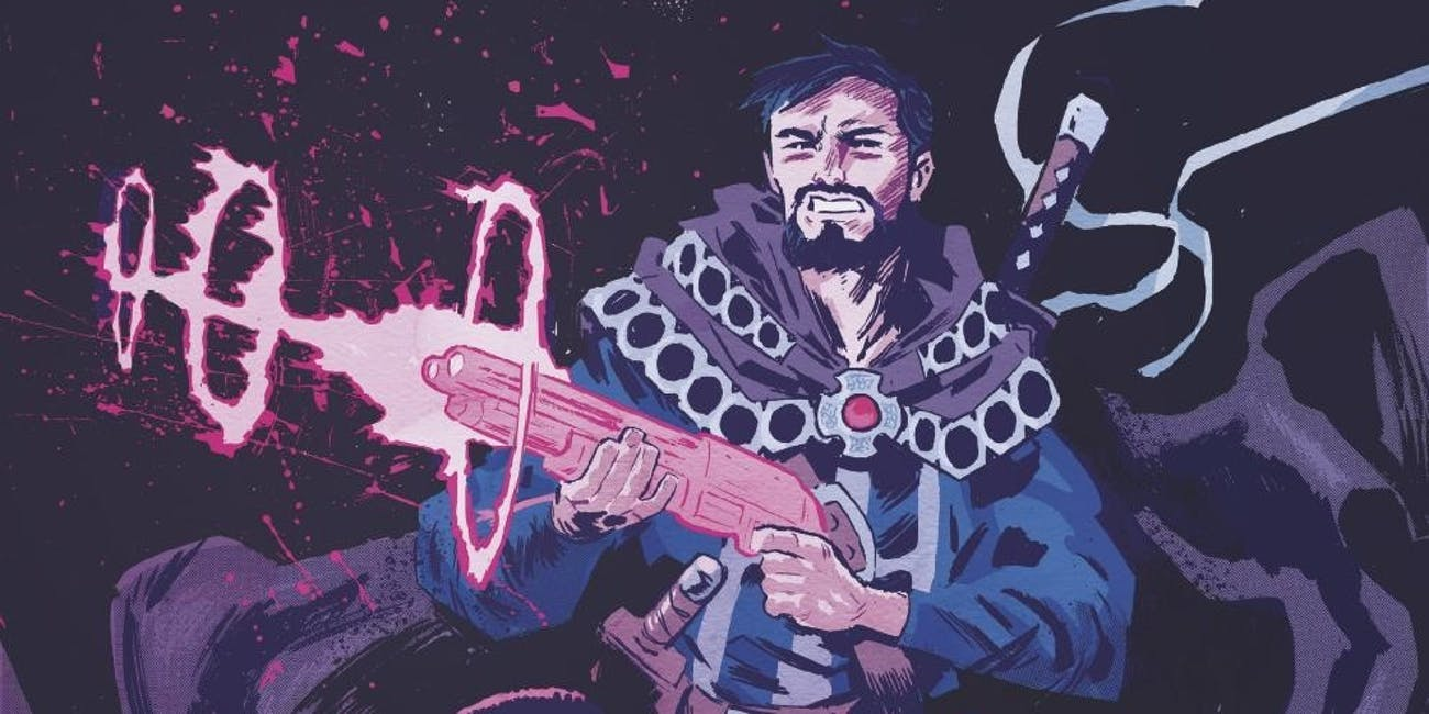 Punisher Doctor Strange