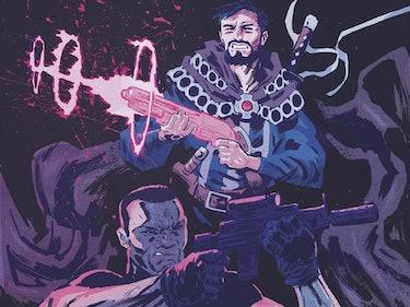 'Doctor Strange/Punisher' Combines Magic and Bloodlust