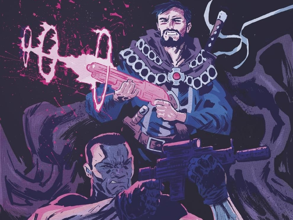 'Doctor Strange/Punisher' Combines Magic and Bloodlust