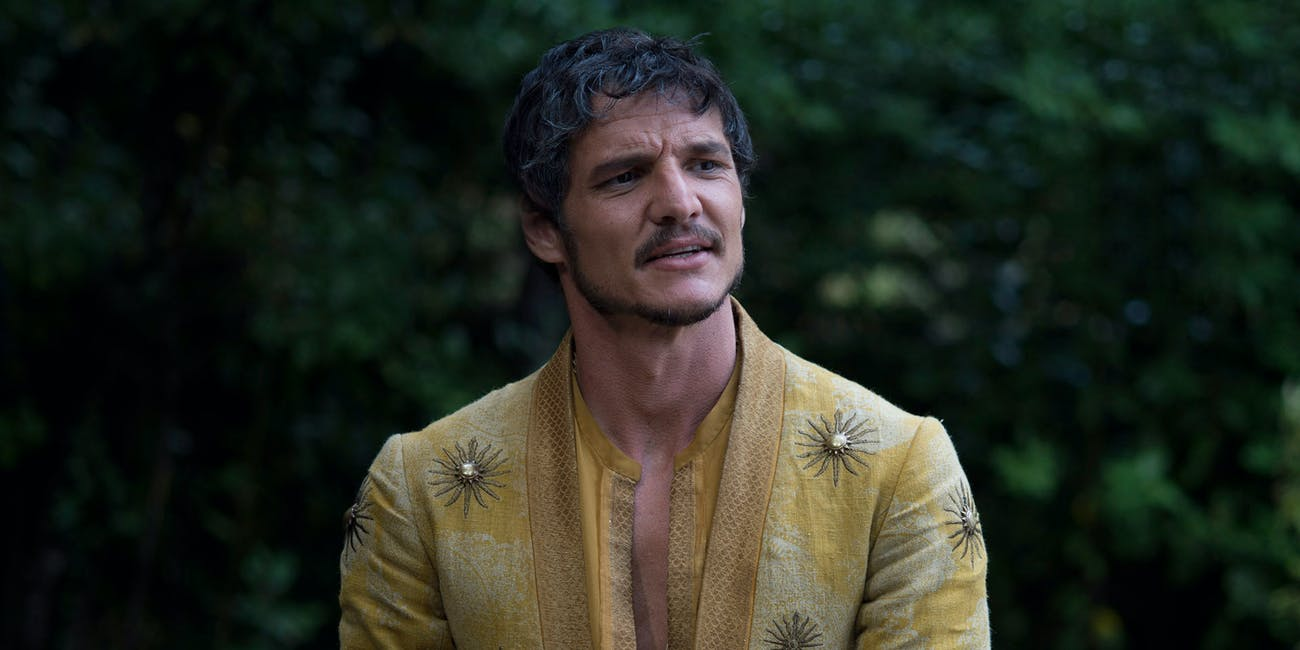 Game of Thrones Oberyn Martell