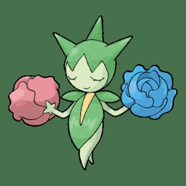 Roselia Pokemon GO