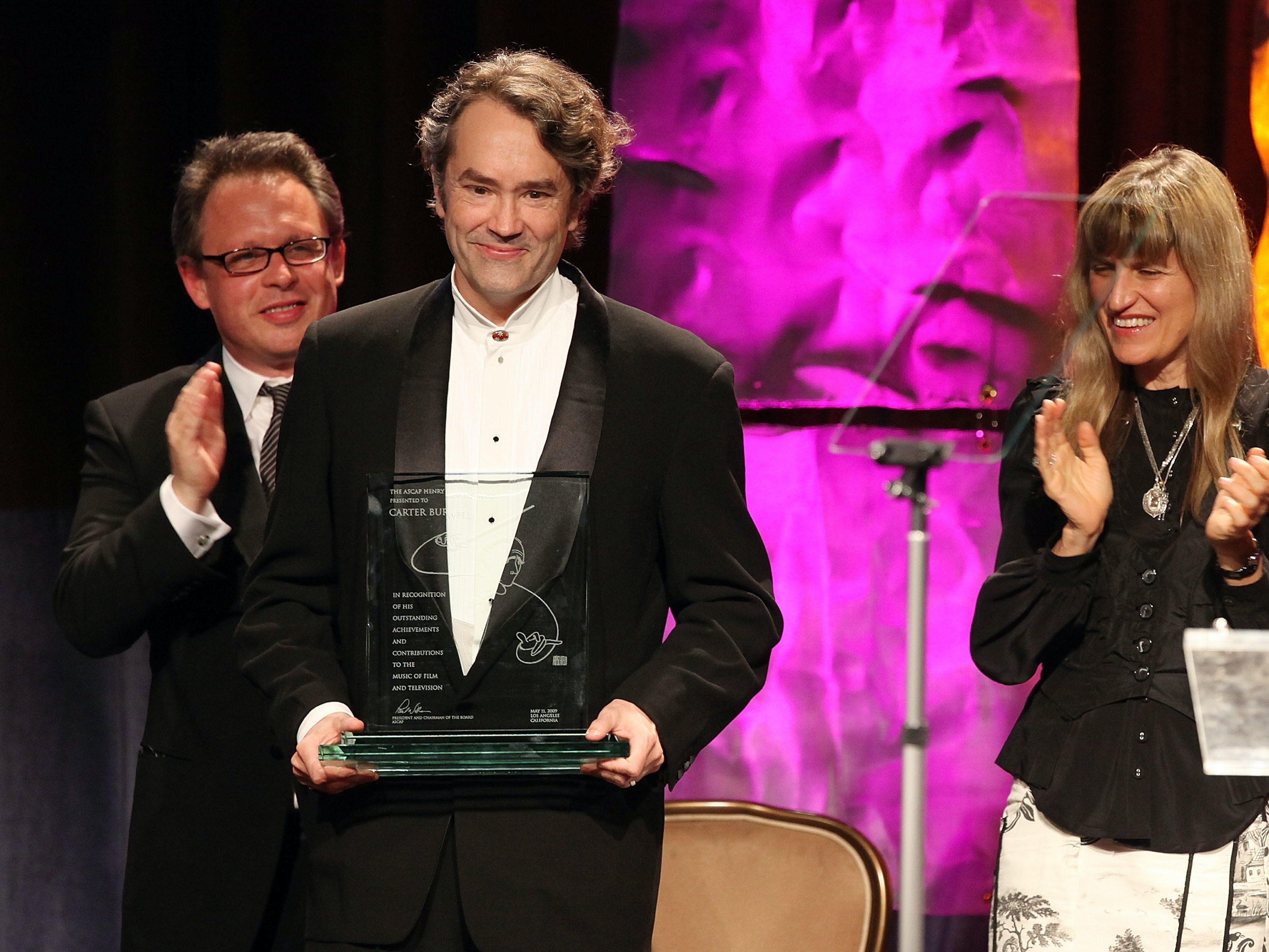 Carter Burwell, the Coen Brothers' Go-To Composer, Scores Fast   JOB HACKS