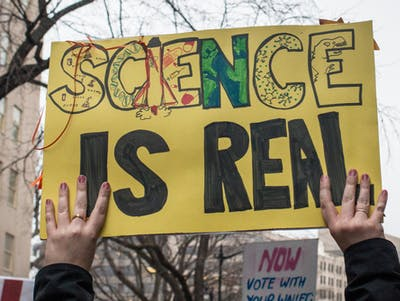 Should Scientists Engage in Activism?
