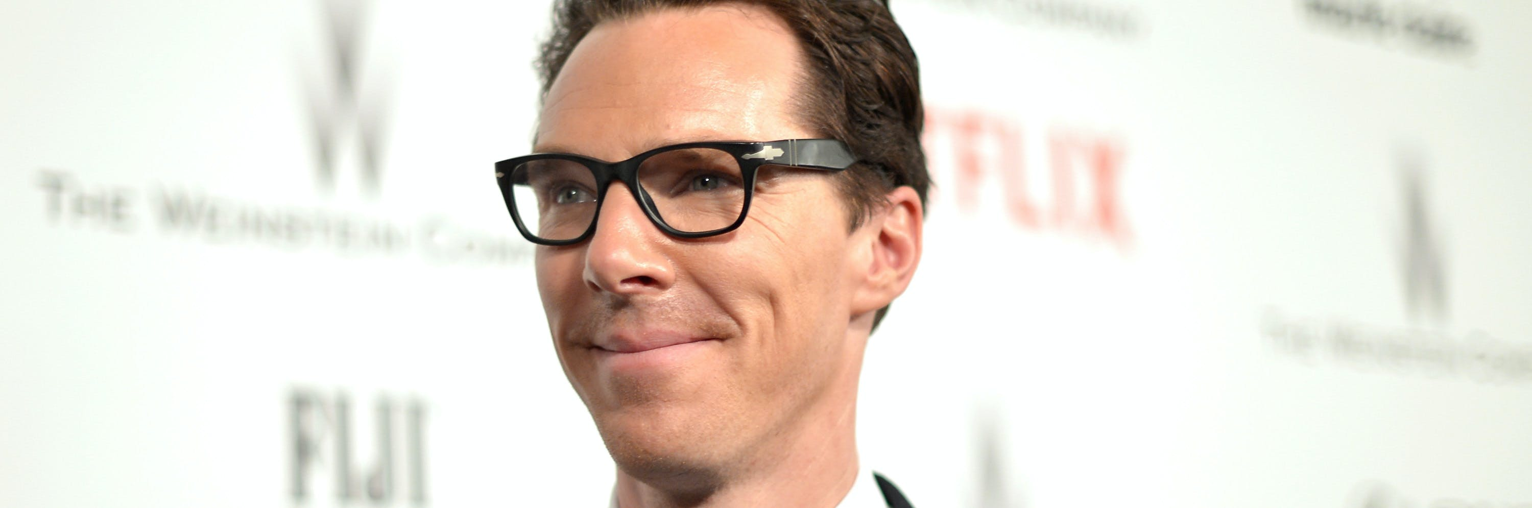 BEVERLY HILLS, CA - JANUARY 11:  Actor Benedict Cumberbatch attends The Weinstein Company & Netflix's 2015 Golden Globes After Party presented by FIJI Water, Lexus, Laura Mercier and Marie Claire at The Beverly Hilton Hotel on January 11, 2015 in Beverly Hills, California.  (Photo by Charley Gallay/Getty Images for TWC)