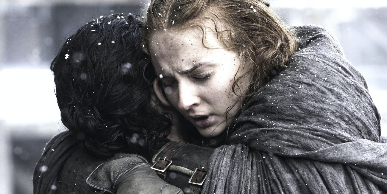 Sansa and Jon will unite in 'Game of Thrones' Season 7