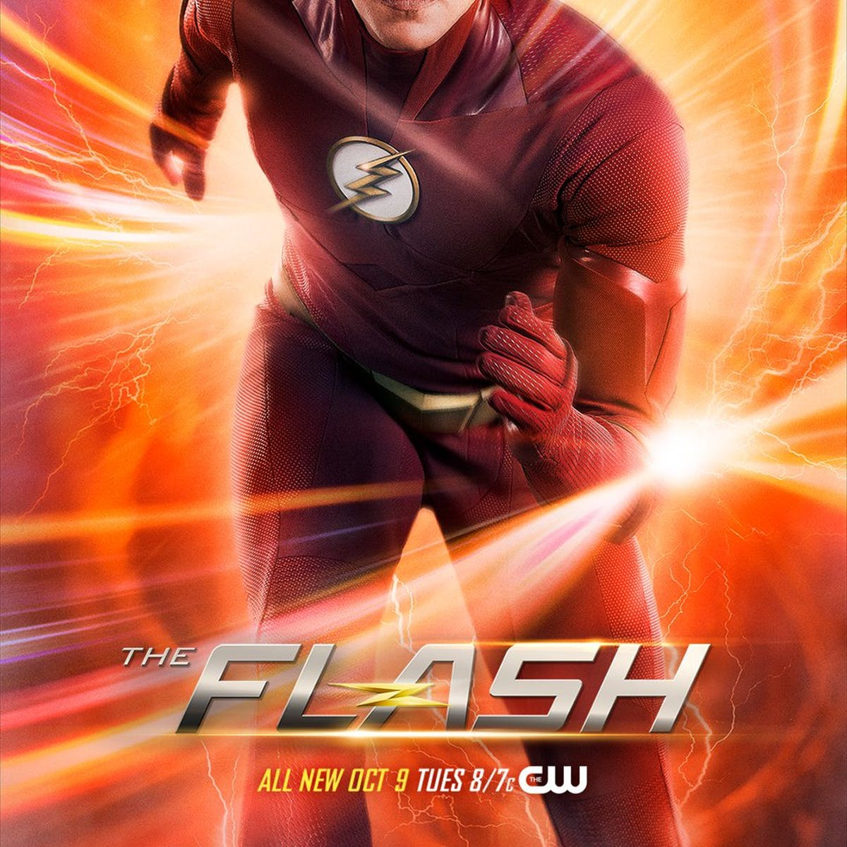 The Flash Season 5 Costume Photo Reveals What Barry Wears In The